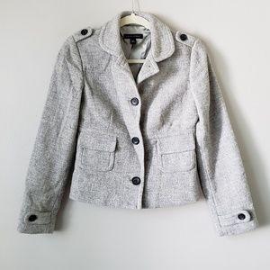 Banana Republic | Career Wear Wool Tweed Blazer